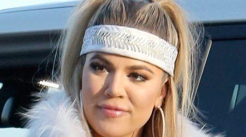 Khloe Kardashian sale en defensa de Tristan Thompson a pesar de todo