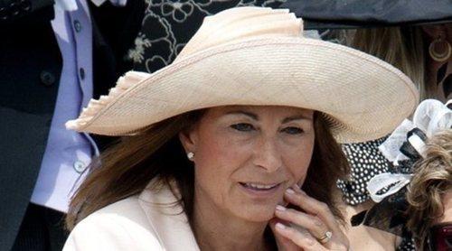 La madre de Kate Middleton despide a trabajadores de su empresa