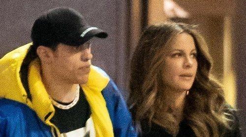 La madre de Kate Beckinsale ya conoce a su nuevo novio, Pete Davidson