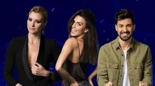 María Jesús Ruiz, Sofía Suescun y Alejandro Albalá son los últimos nominados de 'GH DÚO'