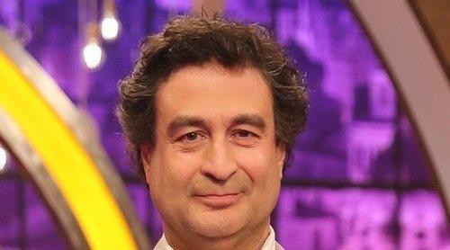 Pepe Rodríguez, sobre la ausencia de presentadora en 'MasterChef': 'No se va a notar ningún cambio'