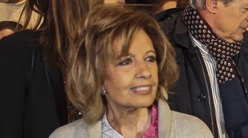 El consejo de María Teresa Campos a Jorge Javier tras sufrir un ictus