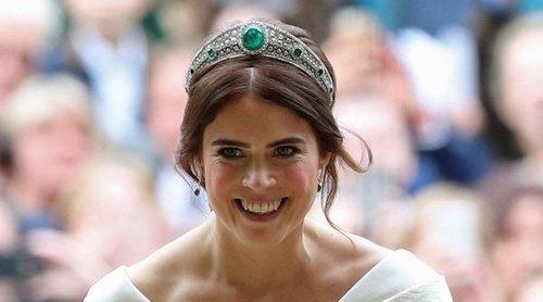 Las múltiples celebraciones de Eugenia de York, 3 bodas y un cumpleaños