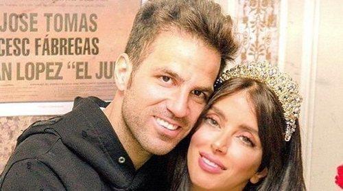 La extravagante fiesta de Cesc Fàbregas y Daniella Semaan por el bautizo de sus hijos