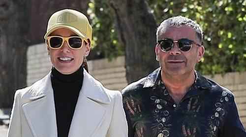 Amigos inseparables: Raquel Sánchez Silva arropa a Jorge Javier Vázquez en estos duros momentos