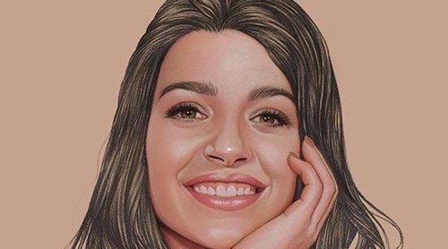 Ana Guerra saca a la venta su primer libro llamado 'Con una sonrisa'