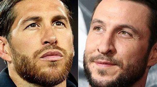 Sergio Ramos se percata de su increíble parecido con un actor de 'American Gods'