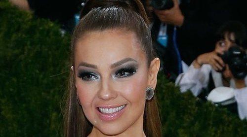 Thalía se muestra más natural que nunca en las redes sociales: sin filtros y sin maquillaje