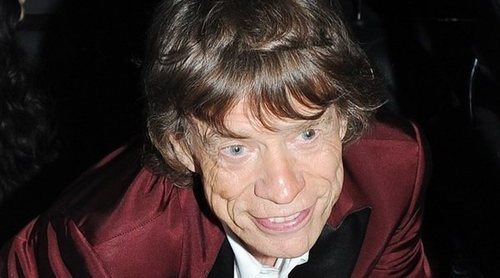 Mick Jagger reaparece un día después de cancelar la gira por una enfermedad misteriosa