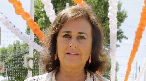 Carmen Tello recuerda el carácter agresivo de Jesús Aguirre: 'Lo pasé fatal, lloré en la mesa'