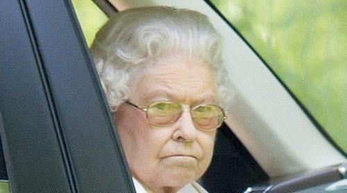 La Reina Isabel dejará de conducir tras el accidente del Duque de Edimburgo