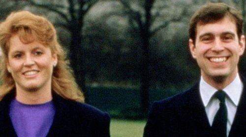 Sarah Ferguson niega haber vuelto con el Príncipe Andrés