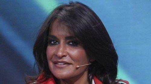 Aída Nízar, presuntamente hospitalizada en Chile durante su participación en el concurso 'Resistiré'