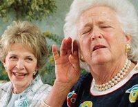 Enemigas Íntimas: Barbara Bush y Nancy Reagan, dos Primeras Damas enfrentadas por la envidia