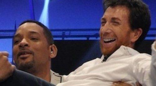 Pablo Motos confiesa que fue socio de Will Smith en un desconocido negocio