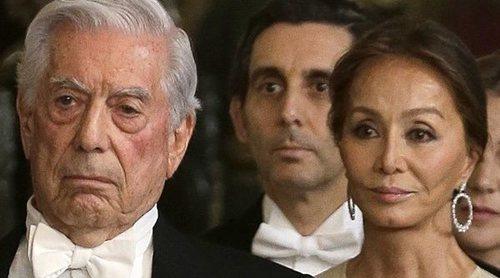 Isabel Preysler y Mario Vargas Llosa desvelan que el inicio de su relación fue muy complicado
