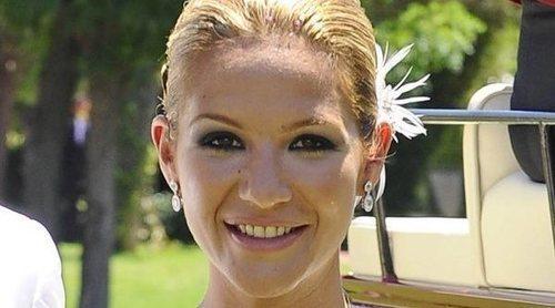 Tamara Gorro vuelve a vestirse de novia 7 años después de casarse