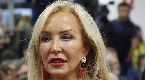 Carmen Lomana, sobre el fichaje de su hermano en Vox: 'Ni tiene preparación ni ha estado jamás en Albacete'
