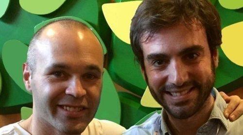 Andrés Iniesta da el último adiós a Antonio Cepillo, excompañero de equipo y reconocido médico en Albacete
