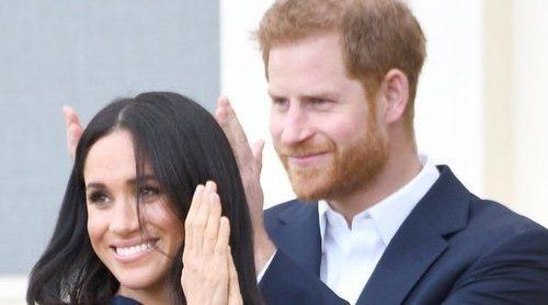 El Príncipe Harry y Meghan Markle se mudan a Frogmore House poco antes del nacimiento de su primer hijo