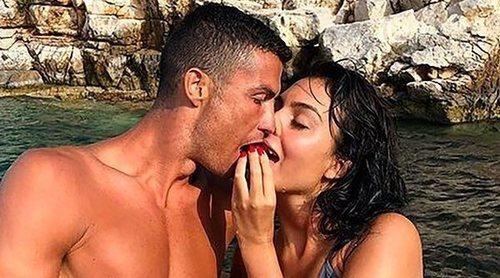 Georgina Rodríguez habla de su relación con Cristiano Ronaldo: 'Fue amor a primera vista'