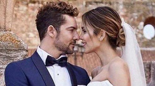 David Bisbal y Rosanna Zanetti se convierten en padres de su primer hijo en común