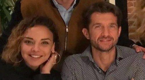 Chenoa y Miguel Sánchez Encinas repiten plan entre amigos de 'OT 1'