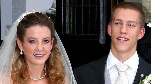 Luis de Luxemburgo y Tessy Antony ya están oficialmente divorciados