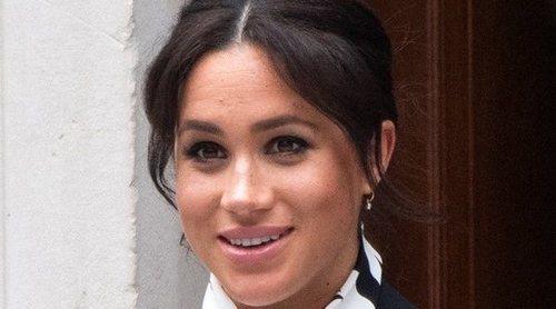 Meghan Markle rechaza a los médicos de la Reina Isabel II para el nacimiento de su bebé