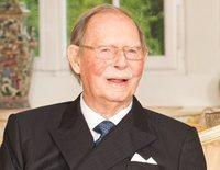 Juan de Luxemburgo: el longevo héroe de guerra que reflotó la Monarquía en el Gran Ducado