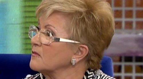 Remedios Torres, madre de María José Campanario, posible concursante de 'Supervivientes 2019'