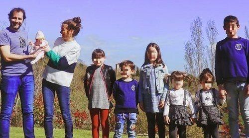 Verdeliss comparte la primera imagen de sus 7 hijos juntos: 'Tan mítica, tan nuestra'