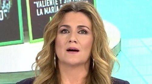 Carlota Corredera se moja y confiesa su ganador favorito de 'GH DÚO'