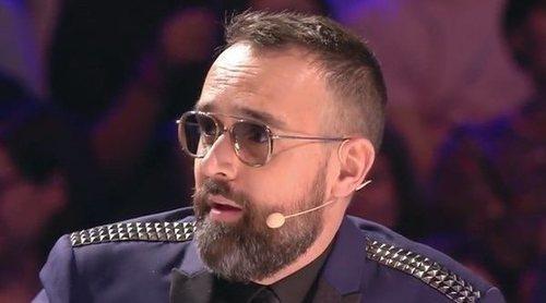 El zasca de Santi Millán a Risto Mejide por criticar una actuación de 'Got Talent' tras dormirse