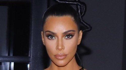 Kim y Kourtney Kardashian ejercen de madres orgullosas llevando a sus hijas a la escuela