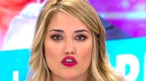Alba Carrillo contesta a José Ramón de la Morena: 'Me daría vergüenza que mi padre fuera como tú'