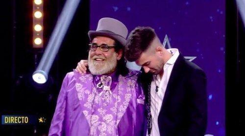 Alejandro Albalá y Juan Miguel se quedan a las puertas de la gran final de 'GH DÚO'