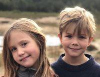 Vicente y Josefina de Dinamarca, emocionados al conocer la nueva casa de los pandas del Zoo de Copenhague