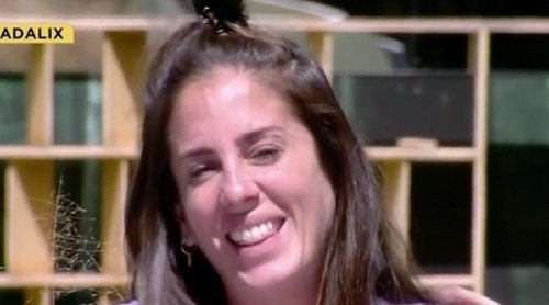 Anabel Pantoja se convierte en la segunda finalista de 'Sálvame Okupa' y con un importante privilegio