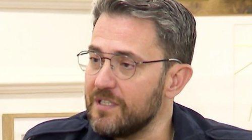 Máxim Huerta cuenta en 'Socialité' que Pedro Sánchez no le volvió a llamar: 'Me sentí poco protegido'