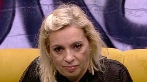 Carmen Borrego, expulsada de 'Sálvame Okupa' por decisión de Anabel Pantoja