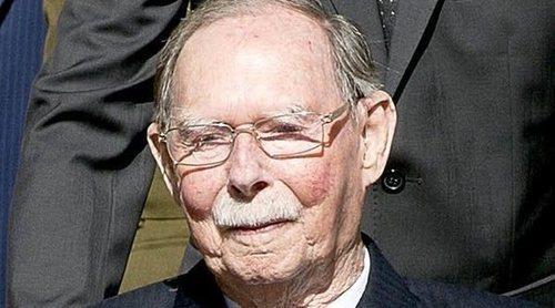Hospitalizado Juan de Luxemburgo por una infección pulmonar