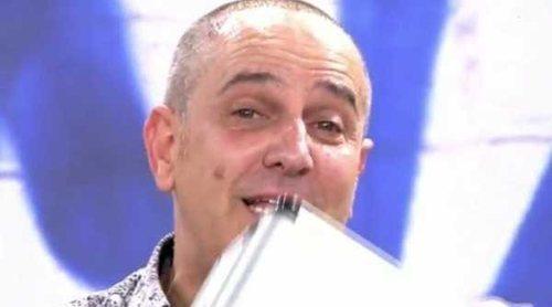 Víctor Sandoval se proclama ganador de 'Sálvame Okupa'