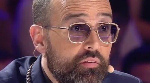 Risto Mejide saca su lado más paternal en la tercera semifinal de 'Got Talent'