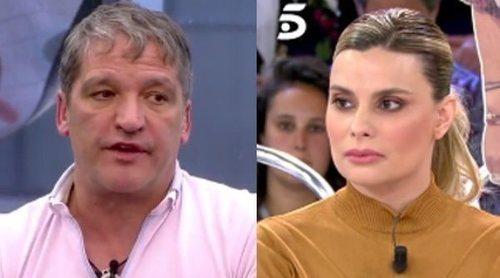 El reencuentro de María Lapiedra y Gustavo González tras 'Sálvame Okupa': reproches y un secreto descubierto
