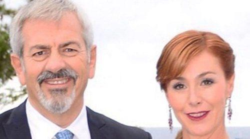 Patricia Santamarina, mujer de Carlos Sobera, habla por primera vez de su derrame cerebral