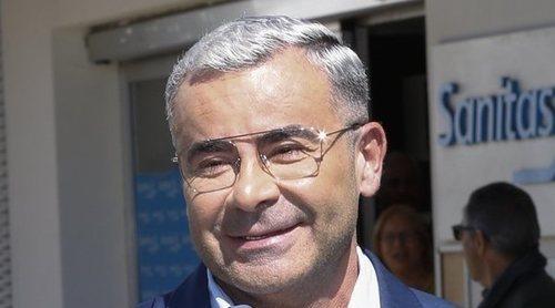 Jorge Javier Vázquez y su exnovio Paco, inseparables tras los problemas de salud del presentador