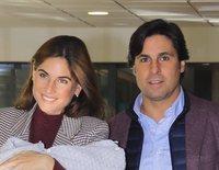 Francisco Rivera y Lourdes Montes disfrutan de la primera Semana Santa de su hijo Curro