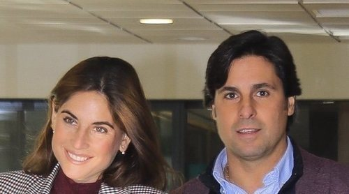 Fran Rivera y Lourdes Montes disfrutan de la primera Semana Santa de su hijo Curro