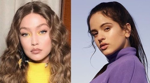 Gigi Hadid comienza a seguir a Rosalía en Instagram